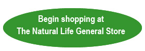 shop for books and magazines at the Natural Life General Store